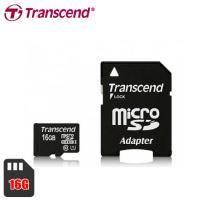 創見 Micro SD 16G含轉卡 SDHC CLASS 10 U1