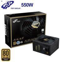 全漢 金鈦極V 550W(550W/80+金/單路12V 42A)/全日系/五年免費/二年換新