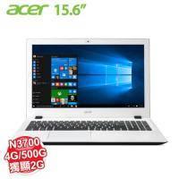 acer E5-532G-P3DA 白 四核獨顯機【N3700/4G/500G/NV-920M 2G/DVD/W10】【福利品出清】