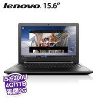 lenovo ideaPad 300-80Q70095TW【i5-6200U/4G/1TB/AMD R5-330 2G/15.6吋 FHD/W10/二年保】