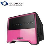 Raidmax雷德曼 ELEMENT  粉紅電腦機殼 RAIDMAX最新MINI-iTX機殼設計