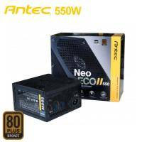 ANTEC NEO ECO II 550 (全日系電容 DC-DC架構)(550W/80+銅/2路高電流12V)五年保固,二年換新