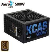 Aero cool KCAS 500W / 80+銅牌 /三年保固