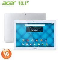 acer B3-A20-K1JC 白 / 平板電腦【10.1吋/MT8163 四核心/1G/16G】【福利品出清】