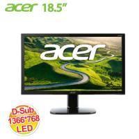 ACER KA190HQ 18.5吋 LED液晶顯示器【不閃頻與濾藍光護眼機種/ACM 動態高對比 100M:1】