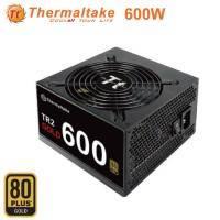曜越 TR2-600W Gold 80+ PLUS 金牌/5年保固/一年換新