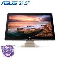 華碩AIO Z220ICGT-640GG001X 10點觸控液晶電腦【21.5/i5-6400T/2133MHz 8G/1TB/GTX960M 2GB/Win10】