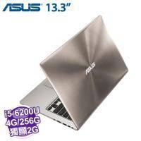 ASUS UX303UB-0131A6200U 煙燻棕【i5-6200U/4G/256G SSD/NV-940M 2G/FHD/W10 】256 SSD版本就是比較快【福利品出清】
