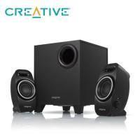 CREATIVE SBS 系列 A250 2.1 聲道黑 SBS A250 2.1 聲道多媒體喇叭組 - 黑