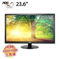 AOC M2470SWH 23.6吋 【MVA/1920x1080/D-sub、HDMI/三年保固】