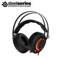 賽睿Steelseries Siberia 650 西伯利亞650 RGB背光 電競耳罩式耳機麥克風-黑/杜比 7.1環繞音效/內建USB音效卡