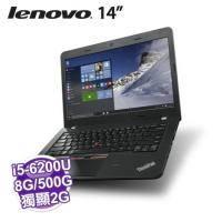 lenovo ThinkPad E460/20ETA01RTW【I5-6200U/14 FHD/8GB/500G/AMD R7 M360 2GB/W10】