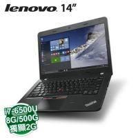 lenovo ThinkPad E460-20ETA00YTW【I7-6500U/14 FHD/8GB/500G/AMD R7 M360 2GB/W10】