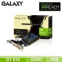 影馳 GALAX GT610 1GB