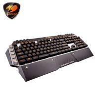 偉訓COUGAR美洲獅 700K 機械式鍵盤/青軸/橘光/全鋁