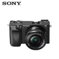 SONY ILCE-6300L/B 數位單眼相機/變焦鏡組(黑色)【福利品出清】