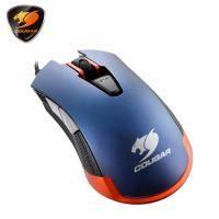 偉訓 COUGAR 美洲獅 550M 競技級遊戲滑鼠- 鋼鐵藍