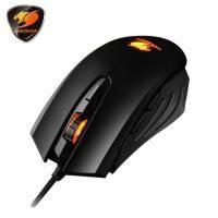偉訓 COUGAR 美洲獅 200M 光電遊戲滑鼠-黑色