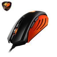 偉訓 COUGAR 美洲獅 200M 光電遊戲滑鼠-橘色【福利品出清】