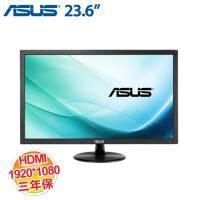 ASUS 23.6吋 VP247H(不閃屏、低藍光/HDMI+DVI-D+D-SUB)