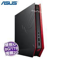 【ROG迷你電競機】ASUS 華碩 PC GR6-5204LTE-GM【(I5-5200U/8G/1TB+128G SSD/GTX960M 2G/WIN10】