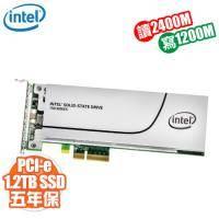 Intel 750系列 1.2TB/PCIe/讀:2400M/寫:1200M/5年保