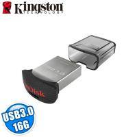 SanDisk Ultra Fit USB3.0 隨身碟 16GB CZ43