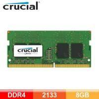 美光 Micron Crucial NB-DDR4 2133-8G RAM