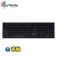 Ducky 創傑 ONE DKON1508S 青軸藍光機械式鍵盤