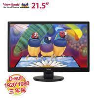 優派 21.5吋 VA2246M-LED 液晶顯示器 D-Sub/DVI/內建喇叭/三年保固