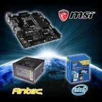 【高興價】Core i3-6100 +微星B150M MORTAR+ANTEC NEO ECO II 450