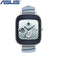 ASUS ZenWatch 2 WI502Q(BQC)-1LSVK0001 真皮晶鑽藍‧採用施華洛世奇水晶(小錶)★專屬你的智慧手錶★