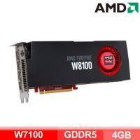 藍寶AMD FirePro W7100 8GB /PCIeX16工作站繪圖卡