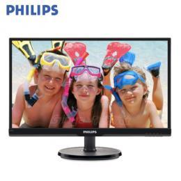 PHILIPS飛利浦 21.5吋 226V6QSB6 液晶顯示器【1920x1080/IPS/D-sub+DVI-D/三年保固 】