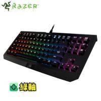 Razer Blackwidow Tournament Chroma 黑寡婦蜘蛛競技版 電競機械式鍵盤(新版綠軸英文)