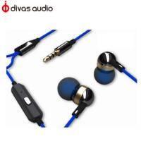 Divas DV-2198B2 入耳式耳機-彗星藍