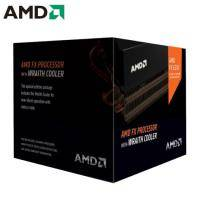 AMD 【六核】 Piledriver FX-6350(Wraith靜音風扇)3.9GHz(Turbo 4.2GHz)/L3快取8MB