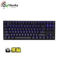 Ducky 創傑 ONE DKON1687S 黑軸藍光機械式鍵盤