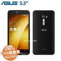 ASUS ZenFone Selfie(ZD551KL 3+16G) 4G雙卡智慧型手機 黑
