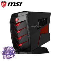 MSI Aegis-012TW 電競電腦【i7-6700/16G/1TB+256G SSD/GTX-970 4G/DVD/WiFi/W10/3年保】
