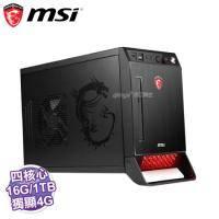 MSI 微星 X2B-219TW 水冷電競霸主桌上型電腦【Intel Core I7-6700/D4 16GB/GTX980 GAMING D5 4GB/Liquid cooling/512GB SS..