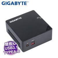 技嘉 GB-BSi3HA-6100-BA 準系統 (i3-6100/4G/120 SSD/WIFI AC+BT/USB3.1 TYPEA.C/Windows 10)
