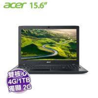 acer E5-575G-51CZ 黑【i5-6200U/4G D4/1TB/NV-940MX 2G/FHD/DVD/W10】【福利品出清】