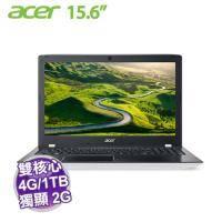 acer E5-575G-54Y1 白【i5-6200U/4G D4/1TB/NV-940MX 2G/FHD/DVD/W10】【福利品出清】
