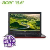 acer E5-575G-530T 紅【i5-6200U/4G D4/1TB/NV-940MX 2G/FHD/DVD/W10】【福利品出清】