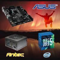【高興價】Core i5-6400+微星B150M MORTAR+ANTEC NEO ECO II 550