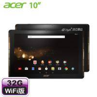 acer Iconia Tab 10 10吋平板 A3-A40-N9WQ 黑【MT8163A四核/2G/32G/1920X1200 IPS/ 四顆前置實體喇叭】【福利品出清】
