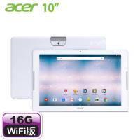 acer Iconia One 10 10吋平板 B3-A30-K23R 白【MT8163四核/1G/16G/1280X800 IPS/ 兩組micro USB】請至門市預購