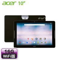 acer Iconia One 10 10吋平板 B3-A30-K2KA 黑【MT8163四核/1G/16G/1280X800 IPS/ 兩組micro USB】請至門市預購