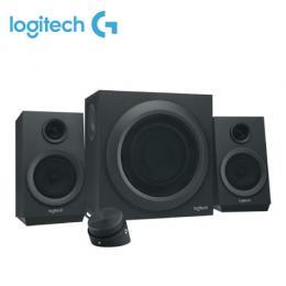 Logitech羅技 Z333 2.1聲道 三件式喇叭 /80W重低音/RCA.3.5mm輸入/音量調整線控【福利品出清】